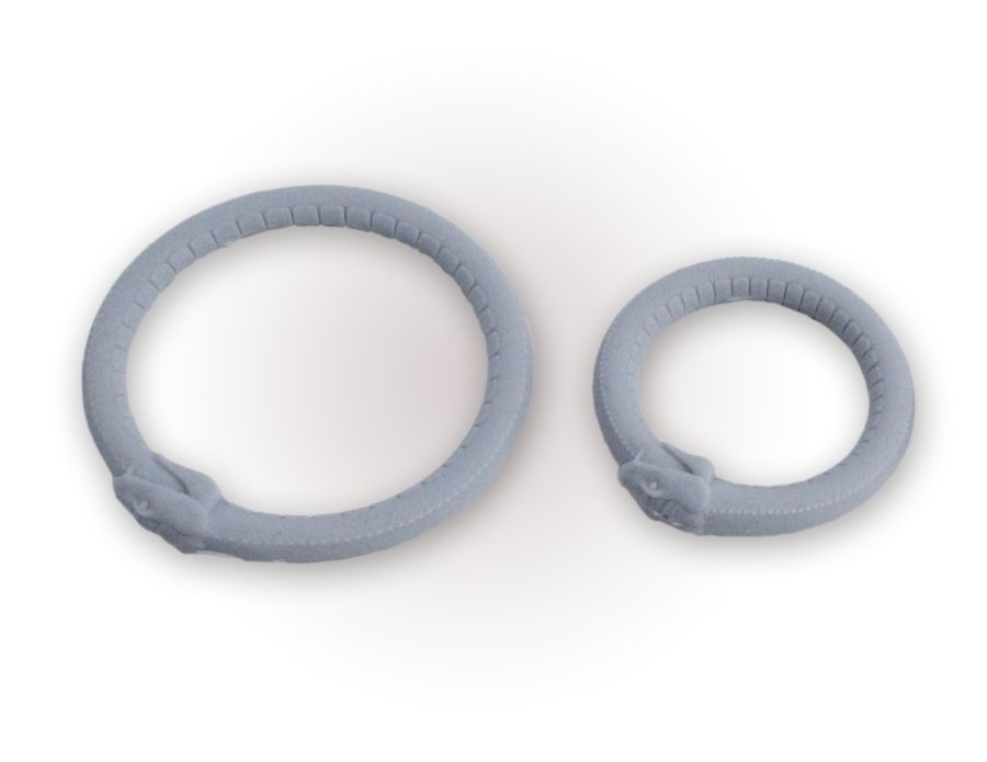Ouroboros Cock Rings - Click Image to Close