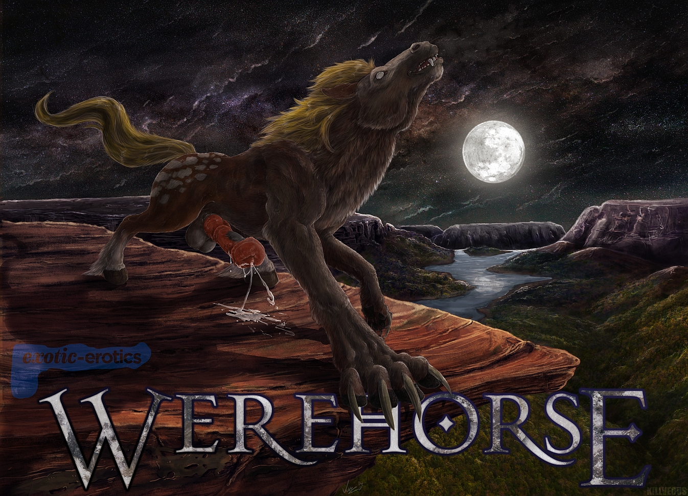 Werehorse Flared
